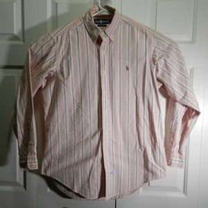 Polo Ralph Lauren Button Down Shirt Men Sz 15